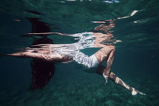 Elegant Mermaid II by Gemma Silvestre