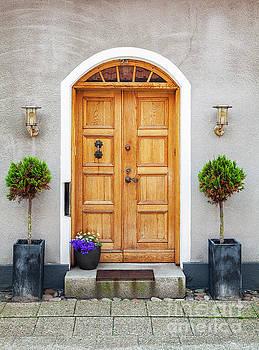 Sophie McAulay - Elegant old door