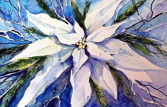 Elegant White Christmas by Mindy Newman