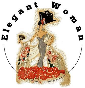 Elegant Woman by Robert G Kernodle