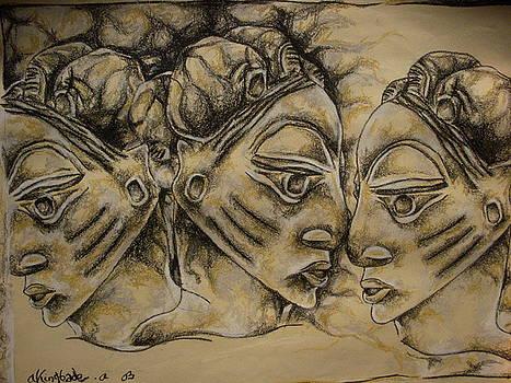 Elegbe by Afolabi Akingbade
