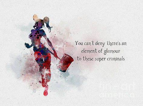 Element of Glamour by Rebecca Jenkins