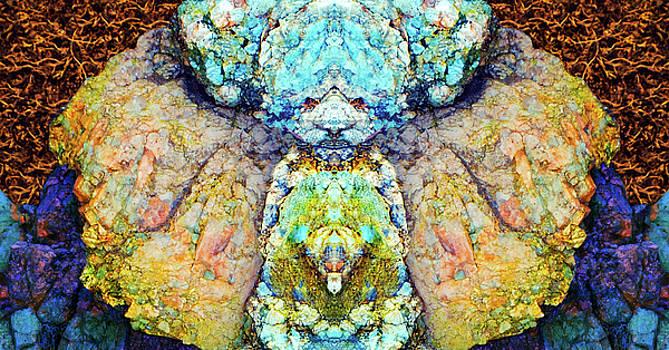Elemental Being in Nature 1 by Melissa Szalkowski