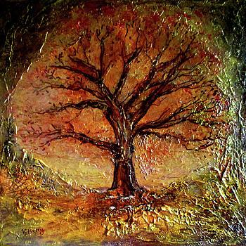 Elemental Grandeur by Valerie Anne Kelly