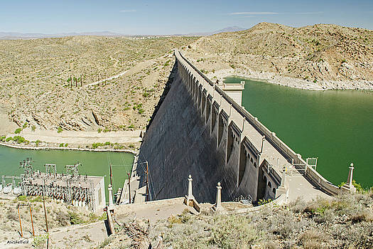 Allen Sheffield - Elephant Butte Dam