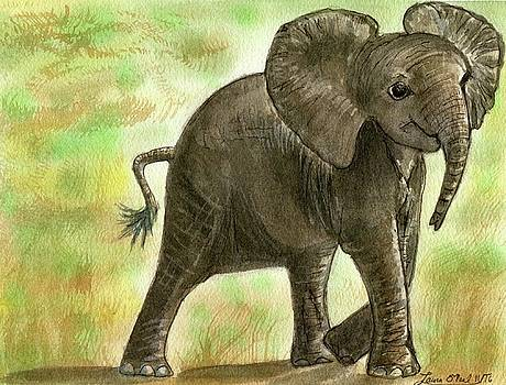 Elephant by Laura O'Neal