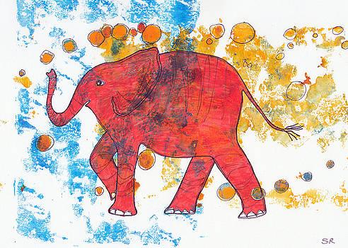 Elephant by Sarah Rosedahl