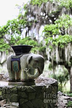 Chuck Kuhn - Elephant Symbol Temple