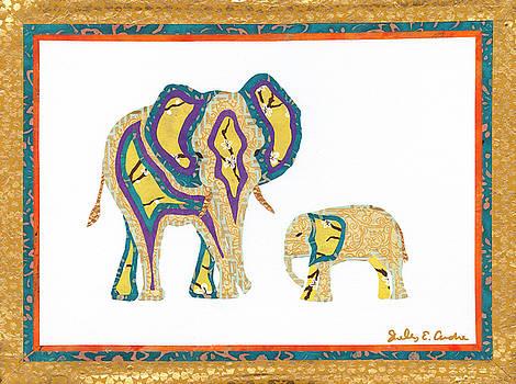 Paper Figments - Elephant