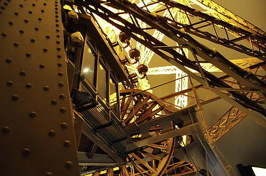 Elevator Gears by Karen Tullo