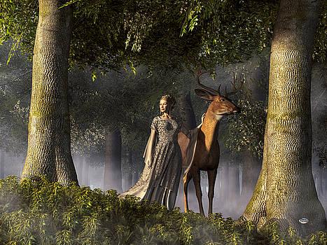 Daniel Eskridge - Elf and Buck