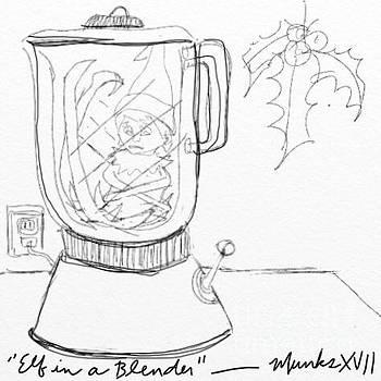 Elf in a Blender by John Stillmunks
