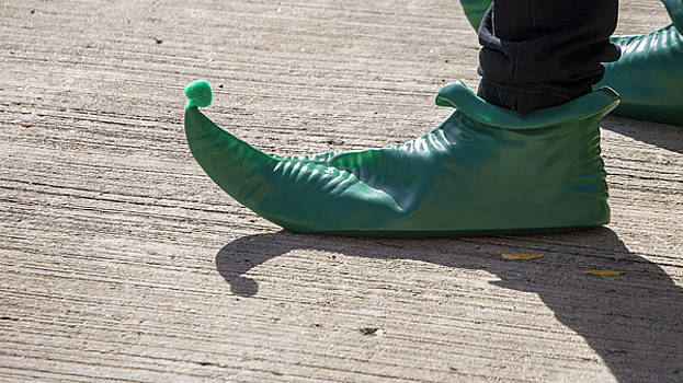 Steven Ralser - Elf Shoe