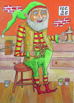 Elf1 by Gordon Wendling