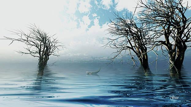 Elfin Boat by Julie Grace