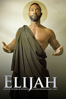 Elijah by Icons Of The Bible