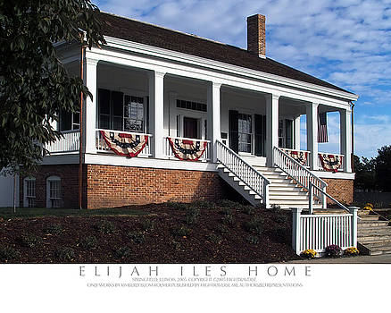 Elijah Isles House by Kimberly Blom-Roemer
