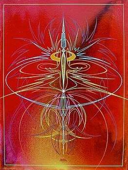 Elijah's Whirl Wind  by Alan Johnson