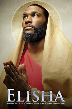 Elisha by Icons Of The Bible