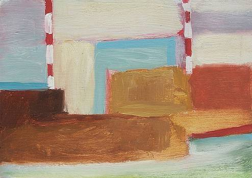 Elizabeth Abstract by Ron Erickson