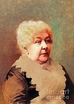 Mary Bassett - Elizabeth Cady Stanton, Suffragette