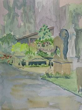 Elizabeth Street Gardens by Bethany Lee