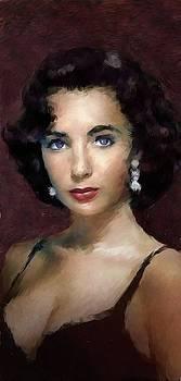 Elizabeth Taylor 3 by Brian Tones