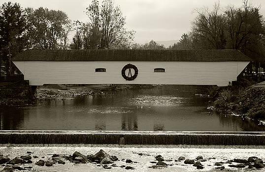 Elizabethton Covered Bridge by Jeff Severson