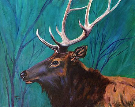Elk by Donna Drake