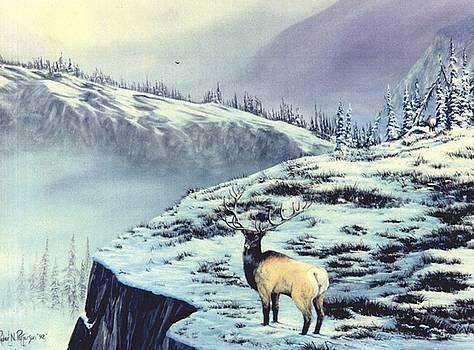 Elks Ridge by Bob Patterson