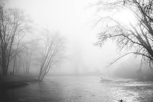 Ellacoya Fog by Robert Clifford