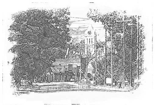 Ellaville, GA - 1 by Jerry Battle