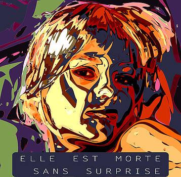 Elle Est Morte Sans Surprise by Kevin  Sherf