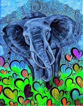 Elley  by Artist RiA