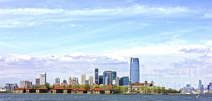 Ellis Island  by Ronald Williamson