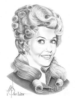 Elly May- Donna Douglas by Murphy Elliott