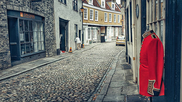 Elm Street Guard by Pedro Fernandez