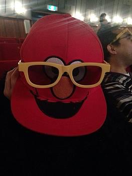 Elmo cap by Kayleigh Hakstege