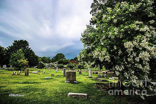 Elmwood Cemetery Memphis by Veronica Batterson