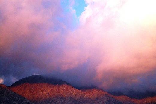 Elqui Valley Hills by Monica  Vega