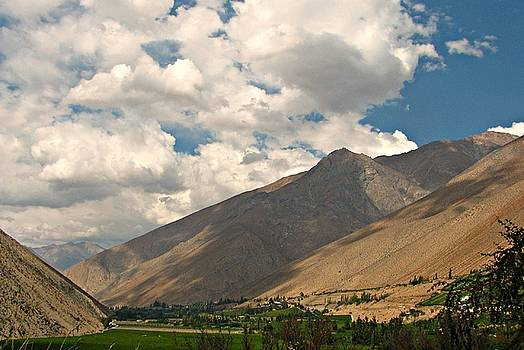 Elqui Valley by Monica  Vega
