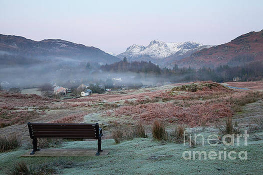 Elterwater Common bench by Gavin Dronfield