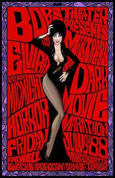 Elvira's Midnight Movie Marathon by Christopher Ables