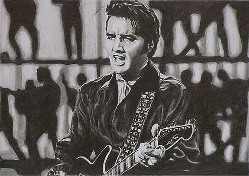 Elvis - 68 Comeback by Mike OConnell