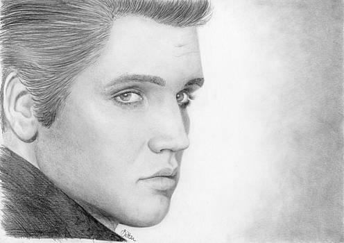 Elvis by Bitten Kari