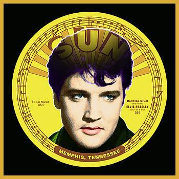 Elvis by Gary Grayson