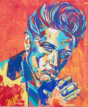 Elvis by Janice Westfall