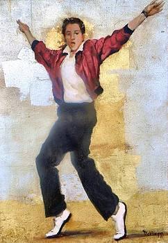 Elvis by John DeVlieger
