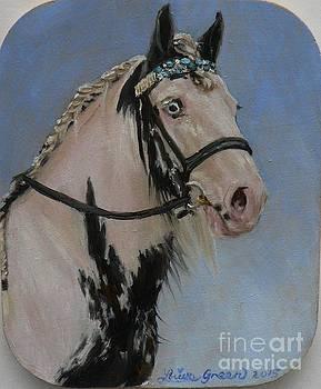 Elvis King Of Trott by Louise Green