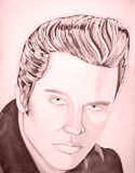 Elvis by Nathan  Miller